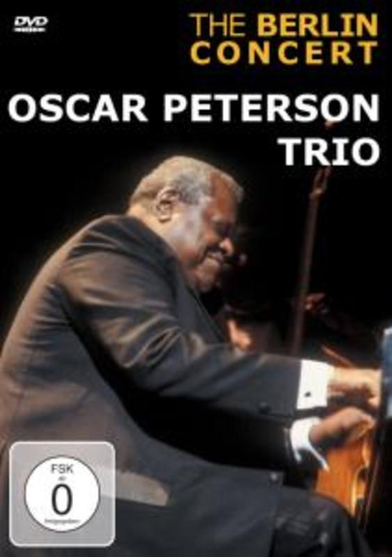 Oscar Peterson - Berlin Concert