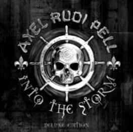 INTO THE STORM -DELUXE- W BONUS CD AXEL RUDI PELL, CD