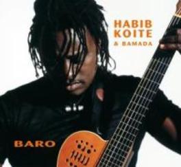 BARO Audio CD, HABIB/BAMADA KOITE, CD