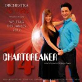 CHARTBREAKER FOR.. .. DANCING VOL.14 ORQUESTA ALEC MEDINA, CD