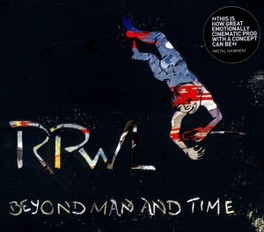 BEYOND MAN AND TIME RPWL, CD