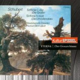 SYMPHONIE 7 & 8 ORIGINAL LP-COVER ARTWORK F. SCHUBERT, CD