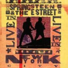 LIVE IN NEW YORK CITY 19 LIVE TRACKS INCL. 2 PREV.UNRELEASED SONGS Audio CD, BRUCE SPRINGSTEEN, CD