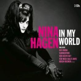 IN MY WORLD NINA HAGEN, CD