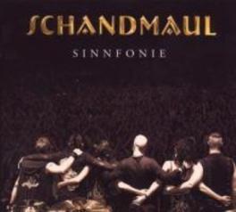 SINNFONIE LIVE Audio CD, SCHANDMAUL, CD