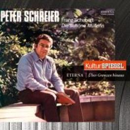 DIE SCHOENE MUELLERIN ORIGINAL LP-COVER ARTWORK F. SCHUBERT, CD