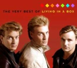VERY BEST OF LIVING IN A BOX, CD