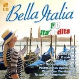 BELLA ITALIA-50 ITALO.. .. HITS V/A, CD