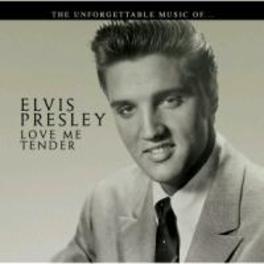 ELVIS PRESLEY LOVE ME TEN V/A, CD
