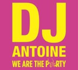 WE ARE THE PARTY -LTD- DJ ANTOINE, CD