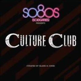 SO 80'S PRESENTS CURATED BY BLANK & JONES CULTURE CLUB, CD