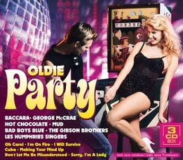 OLDIEPARTY V/A, CD