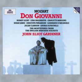 DON GIOVANNI MARGIONO/GILFRY/GARDINER Audio CD, W.A. MOZART, CD