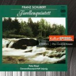 FORELLENQUINTETT/+ ORIGINAL LP-COVER ARTWORK F. SCHUBERT, CD