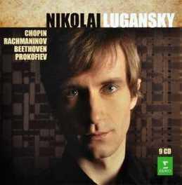 PLAYS CHOPIN, RACHMANINOV NIKOLAI LUGANSKY, CD