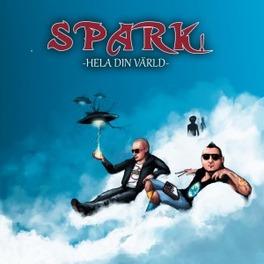 HELA DIN VARLD SPARK!, CD