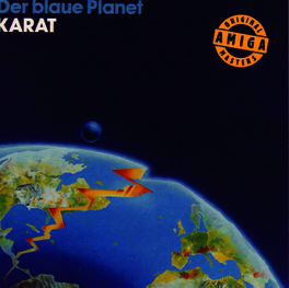 DER BLAUE PLANET Audio CD, KARAT, CD