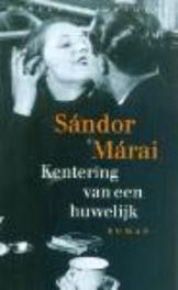 Kentering van een huwelijk Marai, Sandor, Ebook
