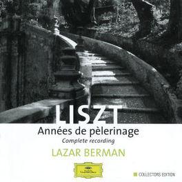 ANNEES DE PELERINAGE W/BERMAN Audio CD, F. LISZT, CD
