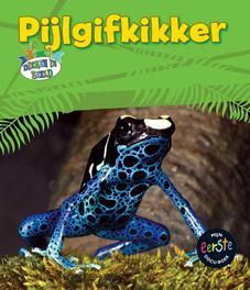 Pijlgifkikker Anita Ganeri, Hardcover