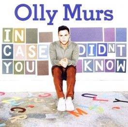 IN CASE YOU DIDN'T KNOW OLLY MURS, CD