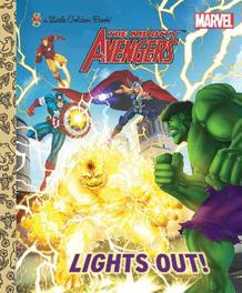 The Mighty Avengers Lights Out!, Courtney, Carbone, Hardcover