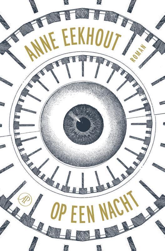 Op een nacht roman, Eekhout, Anne, Paperback