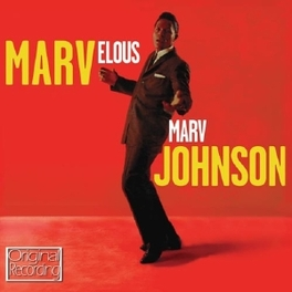 MARVELOUS MARV JOHNSON, CD