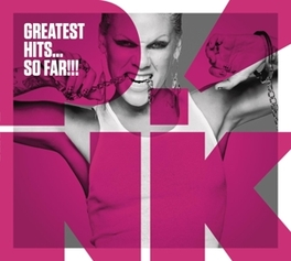 GREATEST HITS...SO FAR PINK, CD