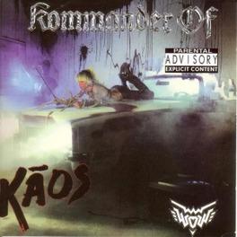 KOMMANDER OF KAOS PLASMATICS MEMBER Audio CD, WENDY O WILLIAMS, CD