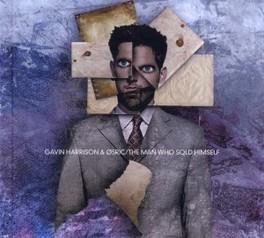 MAN WHO SOLD HIMSELF 2DISC-MEDIA BOOK GAVIN/05RIC HARRISON, CD