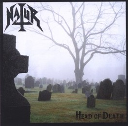 HEAD OF DEATH NATUR, CD