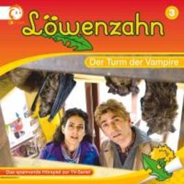 LOWENZAHN 03-DER TURM.. .. DER VAMPIRE AUDIOBOOK, CD