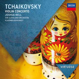 VIOLIN CONCERTO/SERENADE CLEVELAND ORCHESTRA/VLADIMIR ASHKENAZY/JOSHUA BELL P.I. TCHAIKOVSKY, CD