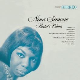 PASTEL BLUES 180 GRAM AUDIOPHILE PRESSING NINA SIMONE, Vinyl LP