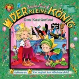 DER KLEINE KONIG 27 DAS KOSTUMFEST AUDIOBOOK, CD