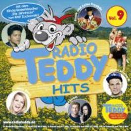 RADIO TEDDY HITS VOL.9 V/A, CD