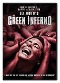 Green inferno, (DVD)