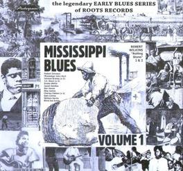 MISSISSIPPI BLUES VOL.1 1927-1942 V/A, Vinyl LP