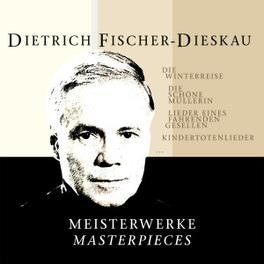 MEISTERWERKE/.. .. MASTERPIECES FISCHER-DIESKAU, DIETRICH, CD