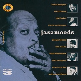JAZZ MOODS 3 DINAH WASHINGTON/BEN WEBSTER Audio CD, V/A, CD