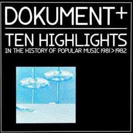 DOKUMENT+ RE-RELEASE ULTRA MOVEMENT V/A, CD
