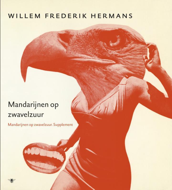 Volledige werken 16 Mandarijnen op zwavelzuur, Hermans, Willem Frederik, Hardcover