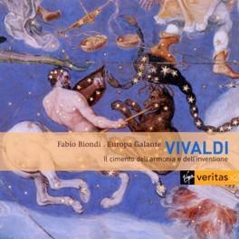 I IL CIMENTO DELL'ARMONIA FABIO BIONDI A. VIVALDI, CD