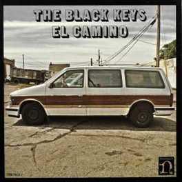 EL CAMINO BLACK KEYS, CD