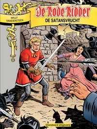 RODE RIDDER 249. DE SATANSVRUCHT RODE RIDDER, Vandersteen, Willy, Paperback