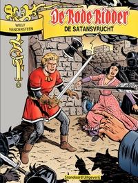 De Satansvrucht RODE RIDDER, Willy Vandersteen, Paperback