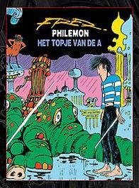 Het topje van de A Philemon, Fred, Hardcover