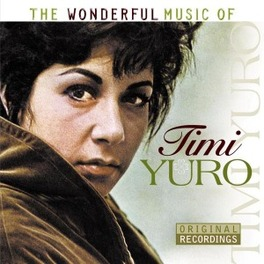 WONDERFUL MUSIC OFTIMI YU TIMI YURO, CD