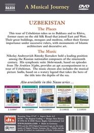 Usbekistan: A Musical Journey